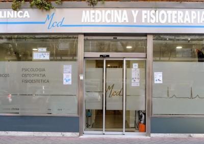 FACHADA CLINICA MCD