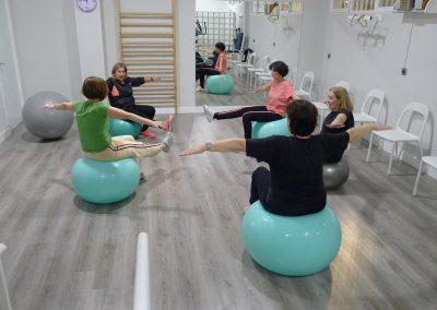 grupo pilates